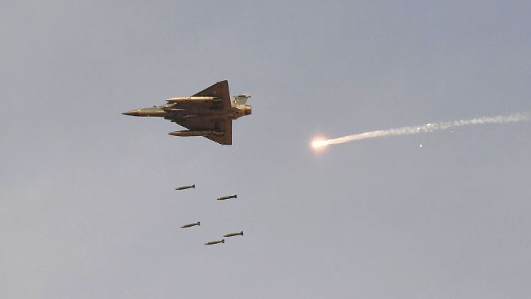 Tensions between India and Pakistan have escalated after Indian air strikes inside Pakistan on Feb. 26, 2019.