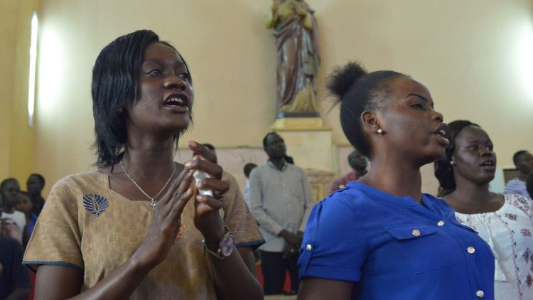 Kitô hữu Nam Sudan