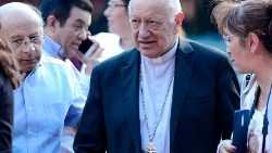 CHILE-VATICAN-ASSAULT-EZZATI-RESIGNATION