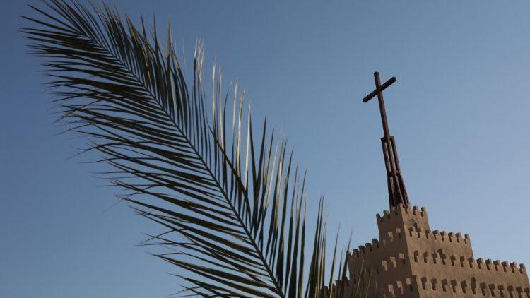 Một nhà thờ ở Iraq