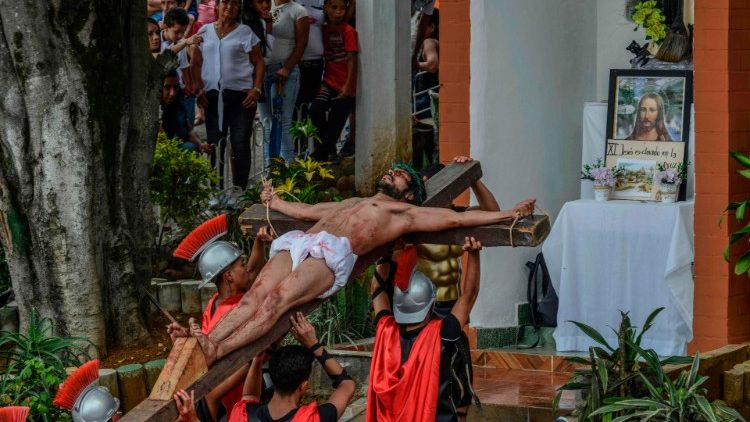 COLOMBIA-RELIGION-HOLY WEEK