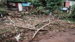 Dozens die following floods in South Africa and Colombia