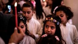 Orthodoxe Ostern, hier in Syrien