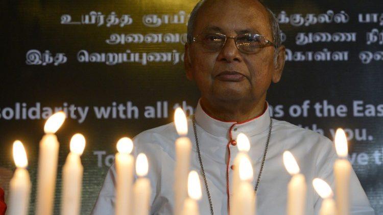 Il cardinale Ranjith