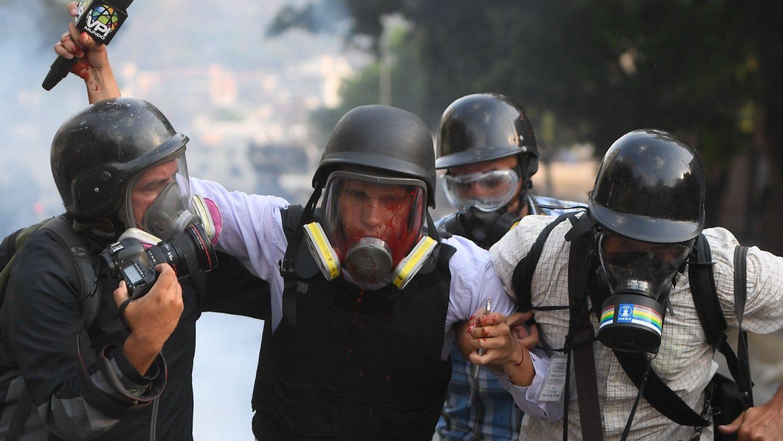 Venezuela: Kyrka i San Cristóbal har attackerats - Vatican News
