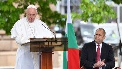 Pope in Bulgaria: Full text of speech to diplomats, civil authorities