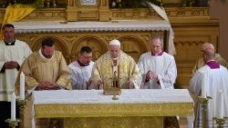 Pope in Bulgaria: Full text of Mass homily