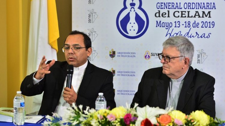 HONDURAS-LATIN AMERICA-RELIGION-CELAM-GENERAL ASSEMBLY