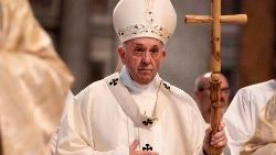 VATICAN-POPE-CARITAS INTENATIONALIS