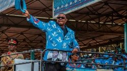 Malawi's Peter Mutharika of the Democratic Progressive Party, (DPP)