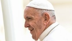 Pope Francis at General Audience 29 May 2019