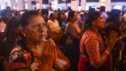 SRI LANKA-ATTACKS-CHURCH