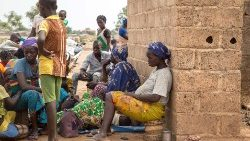 Internally Displaced People in Burkina Faso