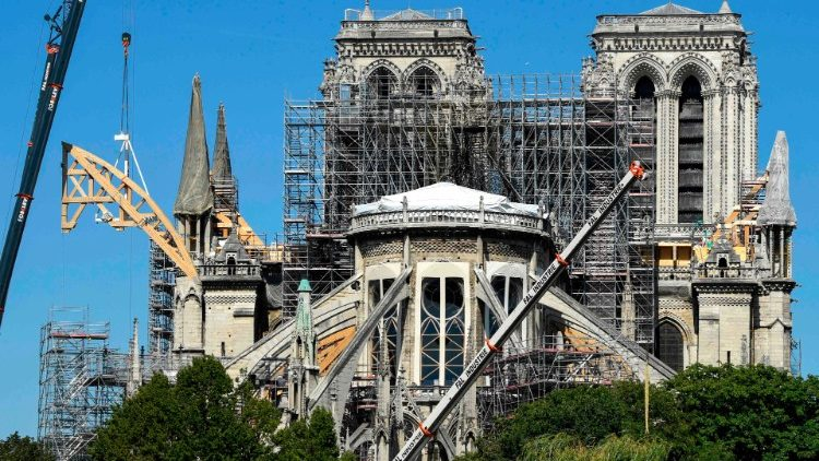 FRANCE-HERITAGE-NOTRE DAME-RELIGION-FEATURE