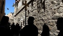 ISRAEL-PALESTINIAN-RELIGION-CHRISTIANITY-CHURCH-PROPERTY