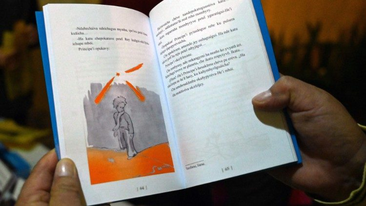 PARAGUAY-FRANCE-GUARANI-LITERATURE-THE LITTLE PRINCE