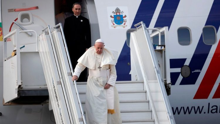 Pope Francis begins his Apostolic Journey to Madagascar