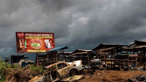 Kamerun: Lima orang tewas dalam ledakan pinggir jalan