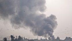 Truppe turche entrano in Siria. Padre Lufti: si riapre ferita che credevamo guarita