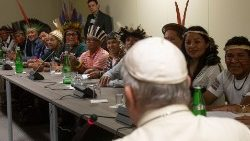VATICAN-BRAZIL-AMAZON-POLITICS-RELIGION-ENVIRONMENT-SYNOD-POPE