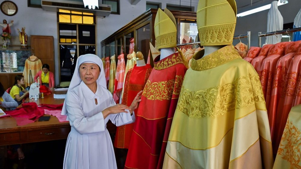 THAILAND-RELIGION-POPE-CULTURE