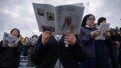 Japanese Catholics prepare for arrival of Pope Francis
