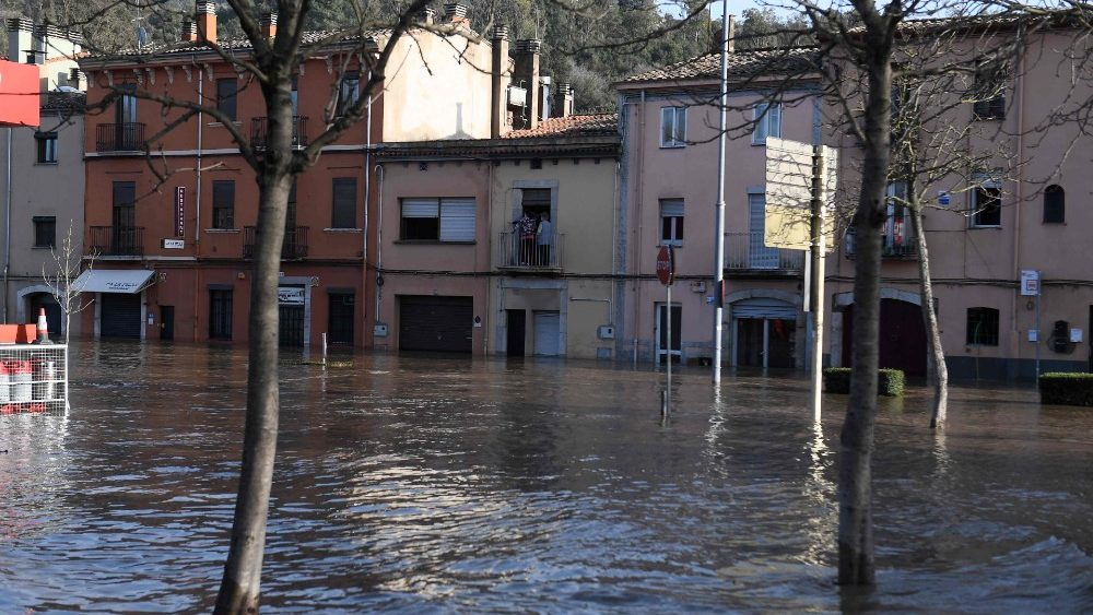 SPAIN-WEATHER-CLIMATE-STORM-GLORIA