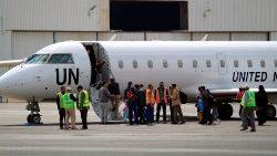 Yemen, primo ponte aereo per i malati di cancro