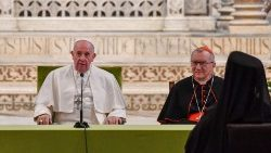 Pope Francis addresses Mediterranean Bishops in Bari: Full Text