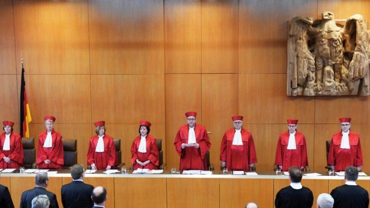 Bundesverfassungsgericht Kritik