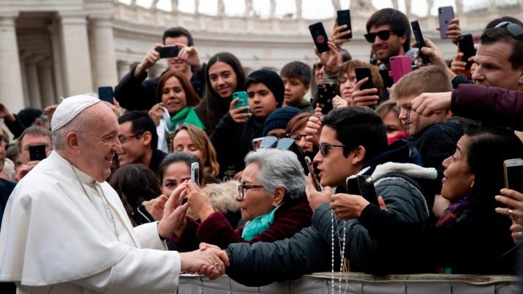 VATICAN-POPE-AUDIENCE