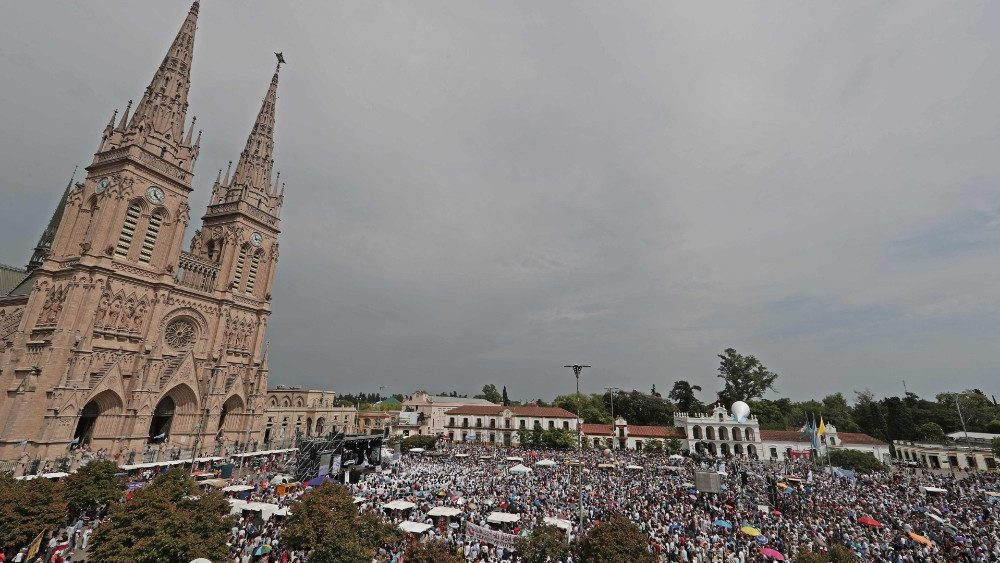 ARGENTINA-RELIGION-ABORTION-MASS-PROTEST