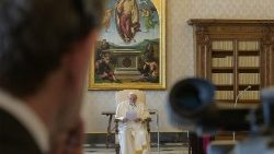 VATICAN-HEALTH-VIRUS-POPE-AUDIENCE