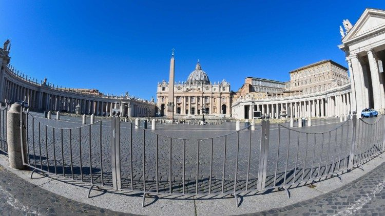 VATICAN-RELIGION-HEALTH-VIRUS