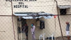 TOPSHOT-DOMINICAN REP-HEALTH-VIRUS-PRISON