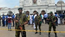 FILES-SRI LANKA-POLITICS-BOMBINGS-CHURCH