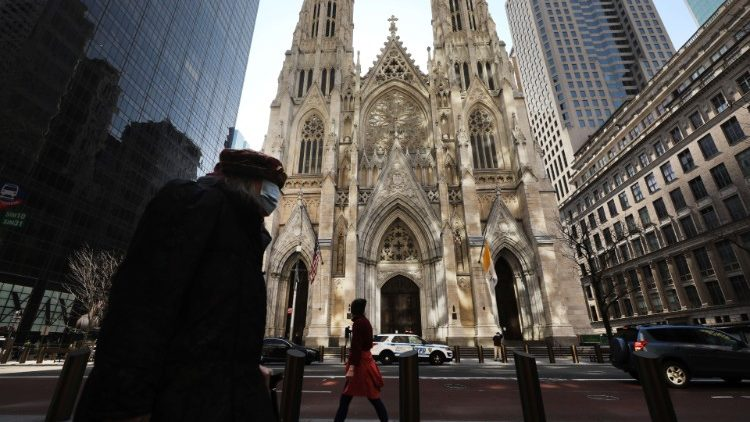 St. Patricks Cathedral-New York  City
