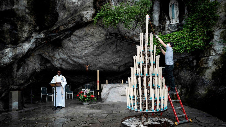 Lourdes Peregrinación Virtual Este Jueves Un Lugar De Paz Que Todos Necesitan Vatican News