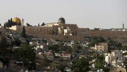 Jerusalem - holy to Jews, Christians and Muslims.