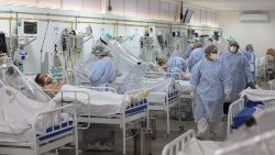 An intensive care unit for Covid-19 in Brazil