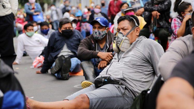 Aumentan los casos de coronavirus en Perú.