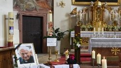 GERMANY-POPE-RELIGION-OBIT