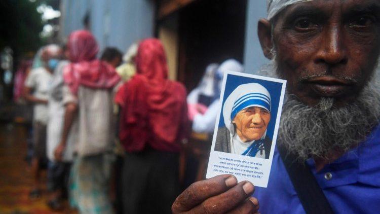 Mutter Teresa: Corona hat den Feiern zu ihrem Jahrestag einen Strich durch die Rechnung gemacht