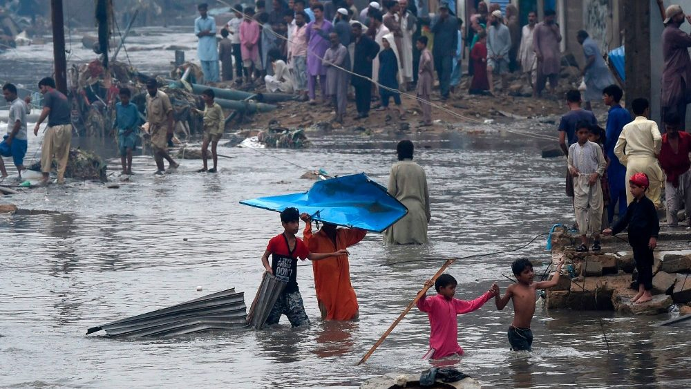 PAKISTAN-WEATHER-DISASTER-FLOODS