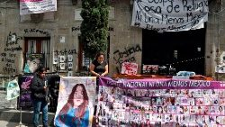 MEXICO-CRIME-VIOLENCE-MISSING-PROTEST