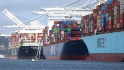 Shipping transports more than 80 per cent of world trade.