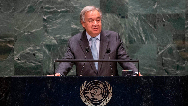 UNO Lasst die Waffen bis Ende 15 schweigen   Vatican News