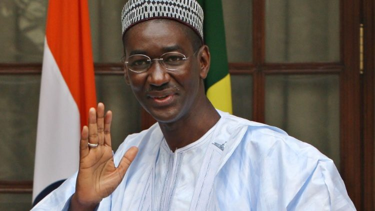 Mali's newly appointed prime minister, Moctar Ouane
