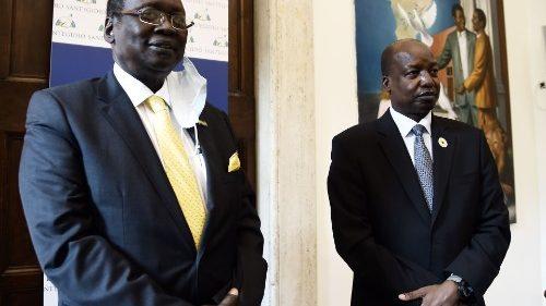 Le Soudan du Sud progresse vers la réconciliation