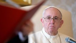 VATICAN-HEALTH-VIRUS-RELIGION-POPE-AUDIENCE